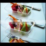 TINY Plastic PLATES for any party event wedding birthday salads bowls plates,custom plastic bowls manfuacturer