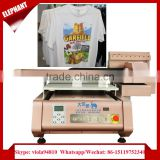 Guangzhou Hotsale direct inkjet garment printer for textile