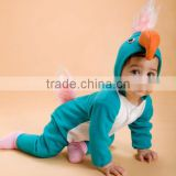 2016 Children fall and winter boutique clothing Children Pajamas Sets Christmas Unisex Handmade Bambi Baby Costume by guangzhou