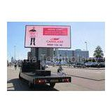 360 Degree P8 Truck Mobile LED Display Advertising Outdoor for Multimedia Playing