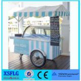 italian ice cream push carts/gelato dispaly bike for sale(CE)