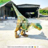 KAWAH wholesale realistic animal t-rex dinosaur costume for Christmas