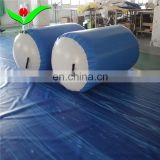 Roll bule paintball cheap inflatable bunkers china