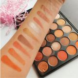 35 colors custom eyeshadow palette private label your own brand naked eyeshadow palette Image