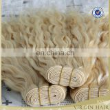 High quality best grade virgin Human Hair Wholesale Natural 613 color weave human hair