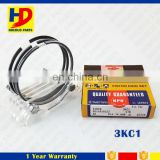 3KC1 Engine Piston Ring For Isuzu With 74MM