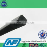 Custom design extruded epdm foam rubber seal for wholesale