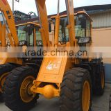 Superior performance 2.5t chinese wheel loader, mini tractor electric with air conditioning