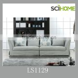 new style furniture latest design fabric mini sectional sofa set
