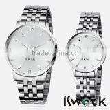 Shenzhen Kwock Most Fashion Watch for Lovers OEM and Wholesale Watch