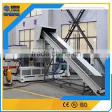 Ropes cables Recycling plastic pelletizing machine