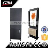 Touch Screen 55 Inch Digital Portrait Type 1920*1080 Tft Intdoor Advertising Digital Display