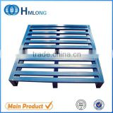Forklift use stacking good sale steel pallet feet