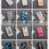 Acrylic Durable for Samsung phone case Luxury Rubber Plating for Samsung back cover case