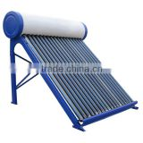 180 l evacuated tubes compact non pressure solar water heater