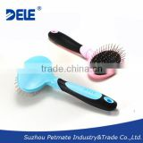 Pet Grooming Brush with the Cushion Pad Hair Brush                                                                         Quality Choice
