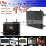 RGX P6 indoor full color led screen display panel, p6 rental led cabinet                                                                         Quality Choice