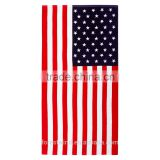 Factory Price Cotton Flag Wholesales Beach Towel