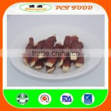 Calcium Bone Twined by Duck Wholesale Bulk Dry Dog Snacks