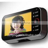 Voice actived photo and video recording 720P hidden door wireless camera