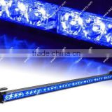 Auto Truck 32 LED Amber Emergency Traffic Advisor Flash Strobe Light Bar Warning Strobe Light