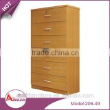 wholesale home storage vintage wood multi drawer cabinet bedroom storage drawers for clothing