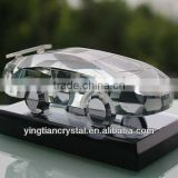 AAA quality car model crystal perfume bottle
