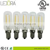 led bulb manufacturing plant UL APPROVAL clear frosted glass dimble led lighting lamp 1w 2w 4w