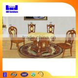 High quality 8 seater marble dining table