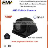 Special AHD 720P Vehicle Side View Car Black Box Camera