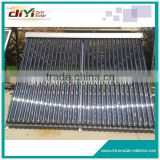 new design solar energy product 30 tubes solar collector