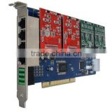 Asterisk Card/Sound Card (FXS/FXO analog Asterisk PCI card)