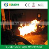 High combustion efficiency used diesel burner /waste oil burner