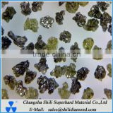 HPHT polycrystalline resin bond rough diamond RVG powder
