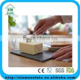 [factory direct] [Passed SGS BSCI inspection] Natural Rectangle slate plate slate cheese slate tray series product