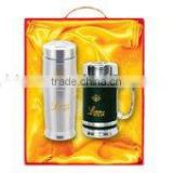 Tiger vacuum thermal flask mug sets