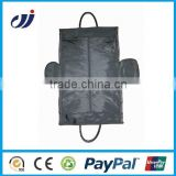 Breathable Non woven Garment Bag Wholesale/zipper pocket garment bag