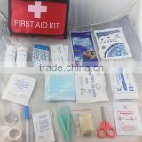 Small Medkit medical package outdoor emergency supplies safe travel portable first-aid bag fist aid kit