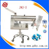 JMJ-2A stainless steel electric tablet capsule polisher mini capsule polisher machinery vibrating polishing machine with video