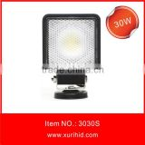 XR High Duty 30w 2600lm Excavator Led Work Lamp Mining Light Led Construction Working Light