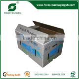 LETTUCE PACKAGING BOX