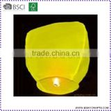 Best Eco Flying Wishing Paper Lantern Hot Air Balloon Wholesale