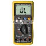 Digital Multimeter with CE yellow MULTIMETER