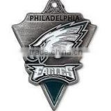 High Quality Football Sport Charms Enamel Single-Sided Philadelphia Eagles NFL Charms Wholesale