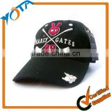 3D logo cotton sport hat and cap