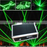 Outdoor ILDA 30K 10w 10000MW Green Laser Show Lights With DMX Interface