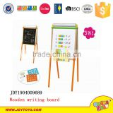 Latest children's Magnetic drawing board kids writing board wooden