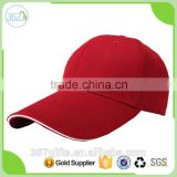 Stock Promotion wholesale pure color baseball cap with diy custom tailored advertising logo sport                                                                                                         Supplier's Choice