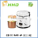 HHD Home Kitchen Appliance Mini Portable Healthy Kitchen Appliance Industrial Deluxe Rice Cooker