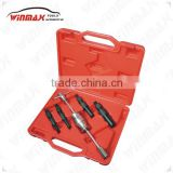 WINMAX 5PCS Blind Inner Bearing Puller Set Slide Hammer internal professional auto mechanics tool set WT04004